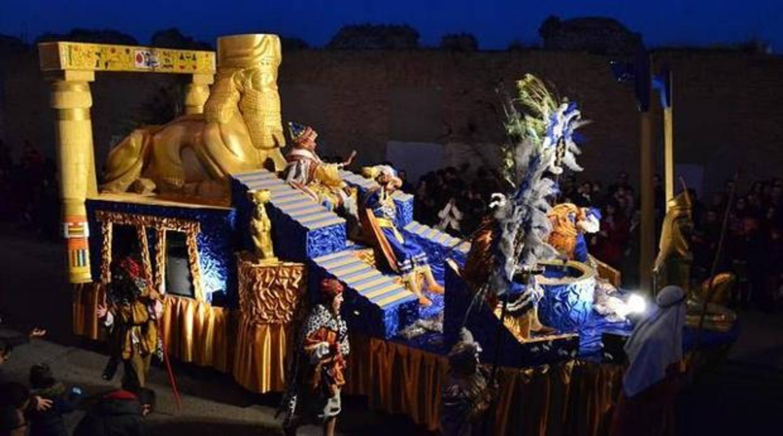 Tres carrozas «sorpresa», 300 antorchas y 100 ocas participarán en la cabalgata de Reyes de Guadalajara
