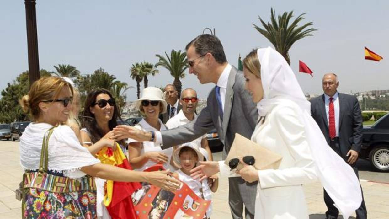 La visita de Estado de los Reyes a Marruecos se aplaza a marzo
