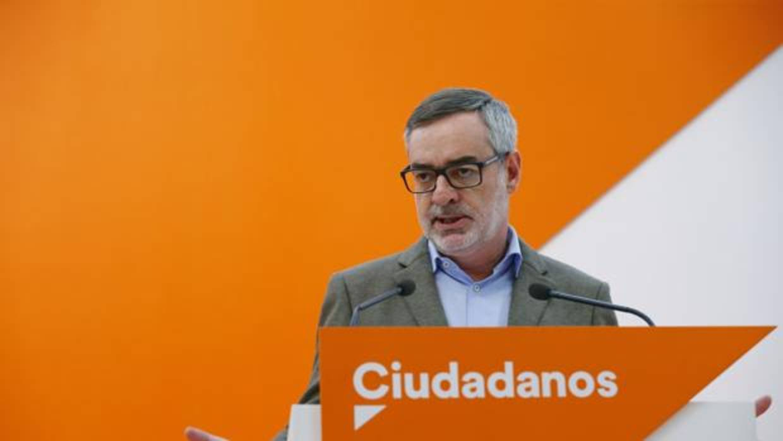 Ciudadanos condiciona el apoyo a los PGE y futuros acuerdos con el PP a que expulse a Barreiro