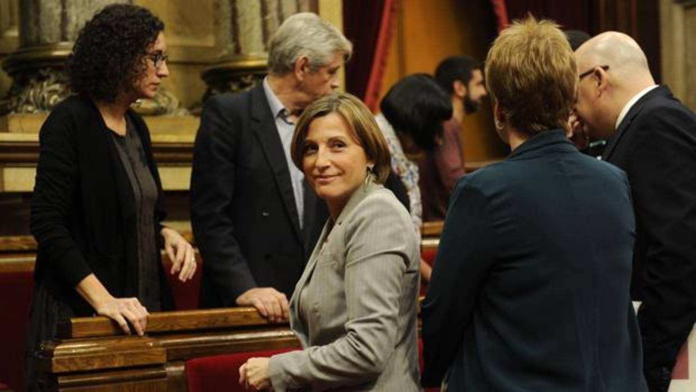 El poder discrecional de presidir el Parlament