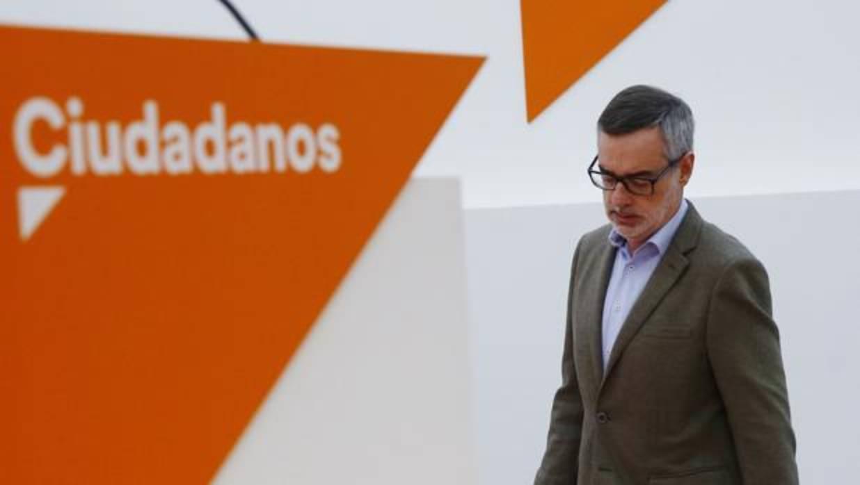 Ciudadanos vuelve al ataque contra el PP por la corrupción