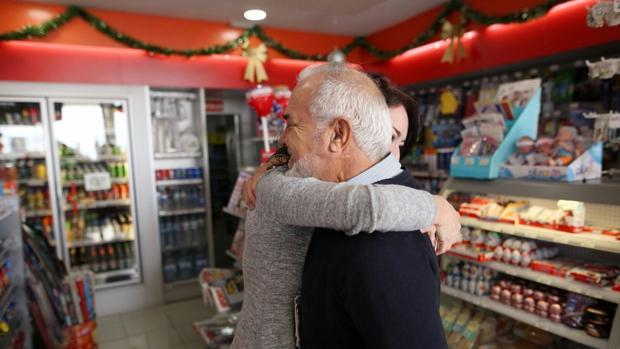 La llegada de la noticia a la gasolinera con más suerte de España este 6 de enero