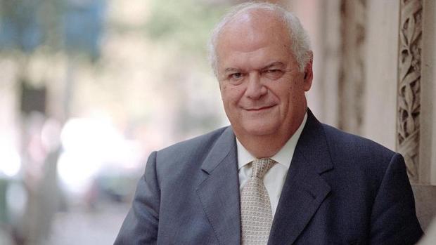 Antoni Subirà, fotografiado en 2001