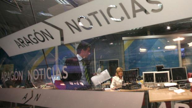 La radiotelevisión pública aragonesa tiene poco más de diez años de vida