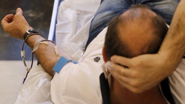 Aragón contabilizó un total de 42.720 donaciones de sangre durante el último año