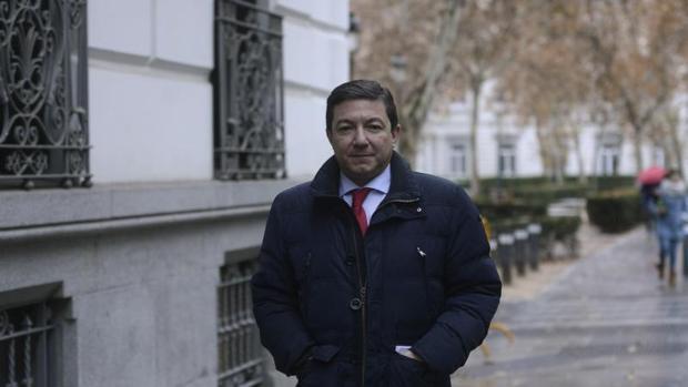 Pedro Calvo sale de Audiencia Nacional tras declarar por el caso Lezo