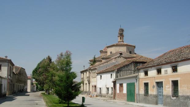 Sauquillo de Cabezas, el pueblo de Segovia donde vivía el fallecido