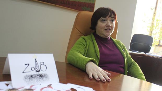 Carmen Morales, directora de la Biblioteca de Castilla-La Mancha