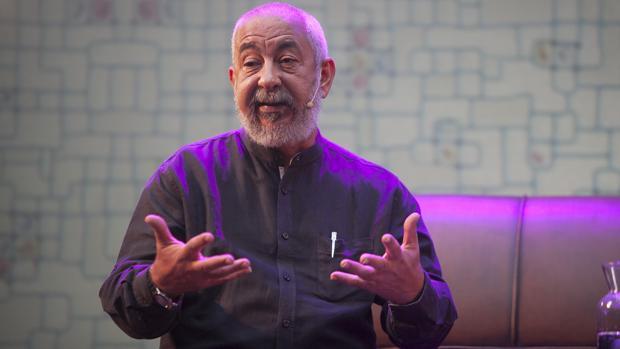 El escritor cubano Leonardo Padura, Premio Princesa de Asturias de las Letras en 2015