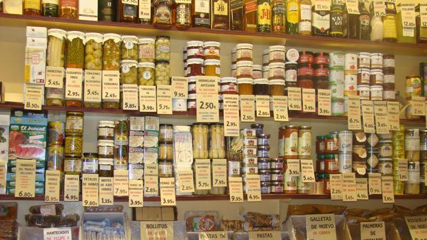 Conservas de calidad procedentes de todos los rincones de España