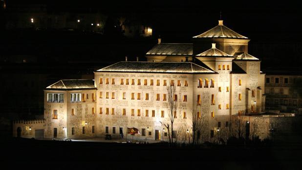 El antiguo convento de San Gil, en Toledo, es la sede del Parlamento de Castilla-La Mancha
