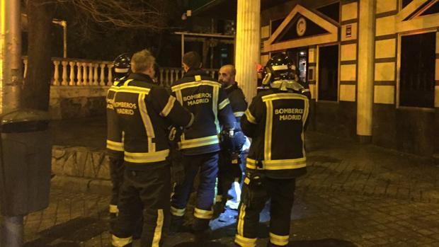В Мадриде при обрушении потолка в ночном клубе пострадали 26 человек