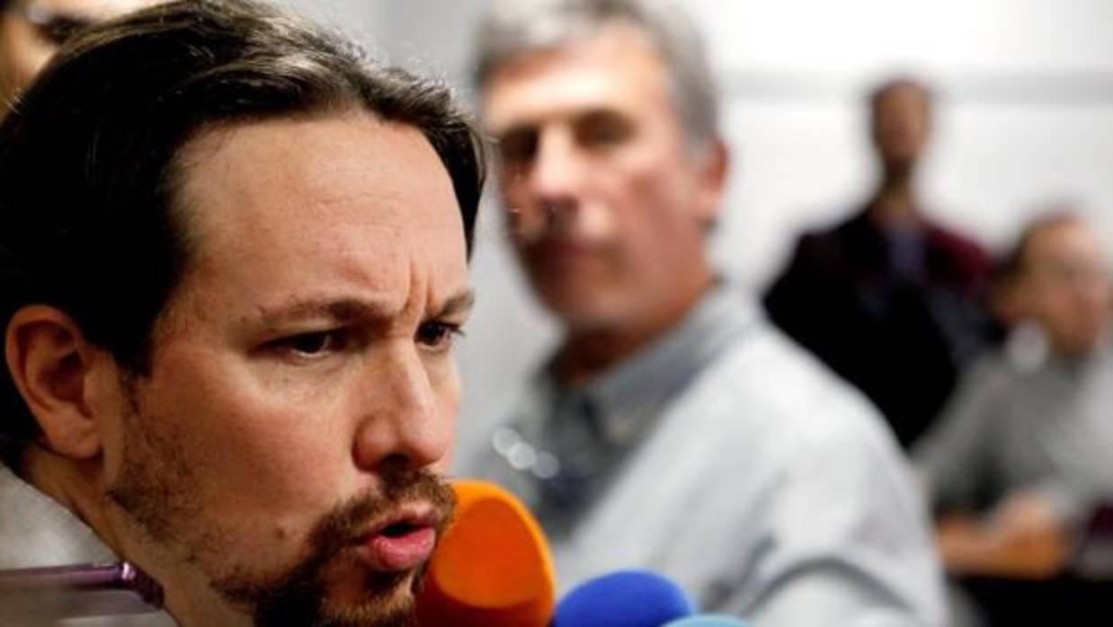 Iglesias, sobre Tabarnia: «Ya está bien de tomar el pelo a la gente»