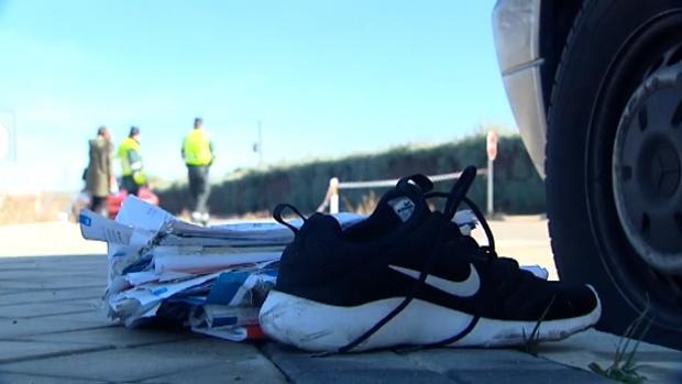 La adolescente atropellada en Fuente el Saz fue encontrada dos horas después en la cuneta