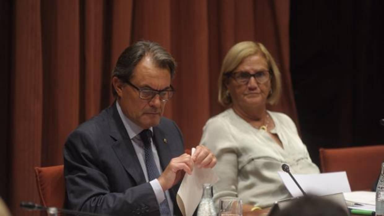 La expresidenta del Parlament carga, de nuevo, contra Arrimadas: 'Fuiste reina por una noche, pero se acabó'