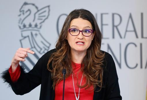 Imagen de Mónica Oltra