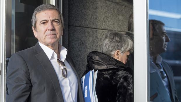 Jiménez Buendía, conocido como el Sheriff Ginés ha negado todos los cargos