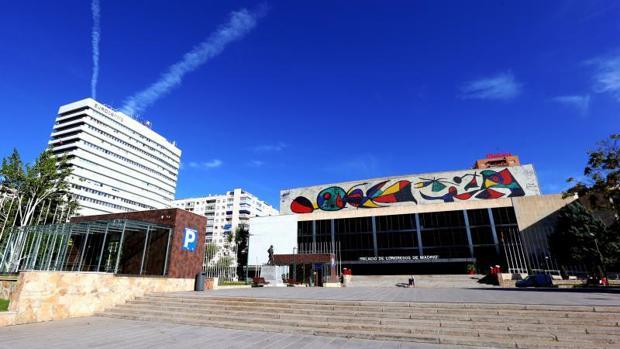 Ifema gestionará el Palacio de Congresos de la Castellana, que será sede de la Organización de Turismo
