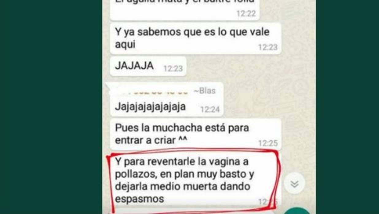 Declaran ante la Policía los chicos que hablaban de «marcarse una 'manada'» en Albacete