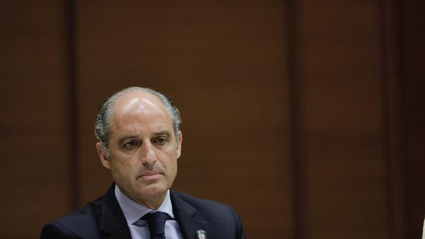 Francisco Camps, expresidente de la Generalitat Valenciana