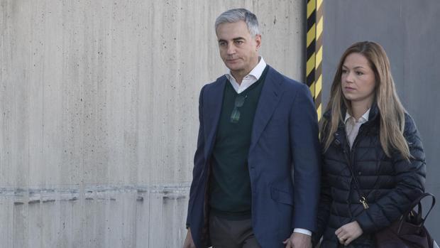 Ricardo Costa llega a la Audiencia Nacional