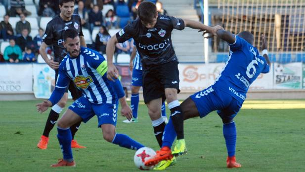 El Talavera está septimo en la clasificación, a siete puntos del play-off