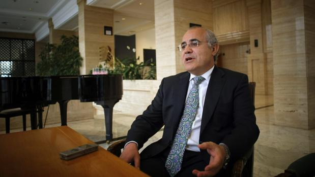 Pablo Llarena, en una imagen de archivo