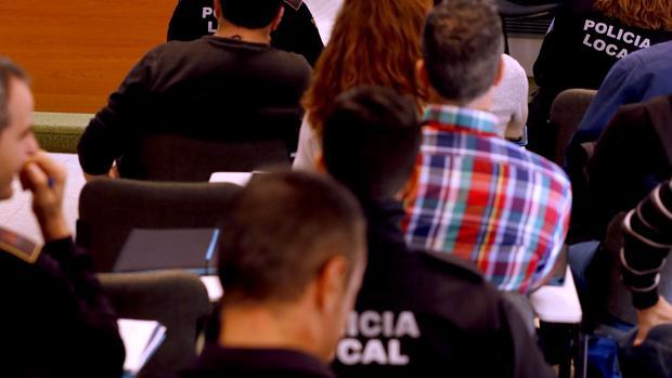 Policía nacional ha impartido cursos de formación en materia de delitos de odio