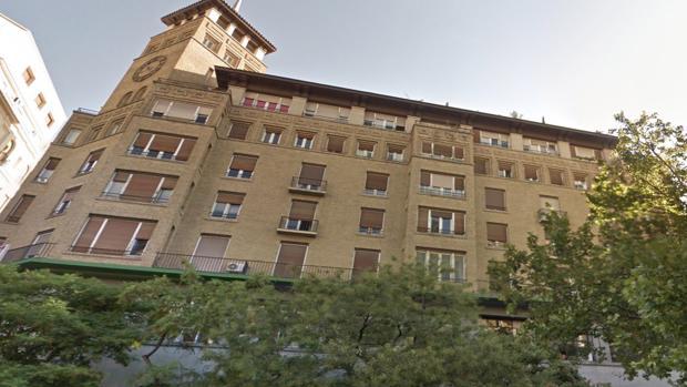 El piso de lujo que hered el gobierno aragon s y no for Subastas de pisos en madrid
