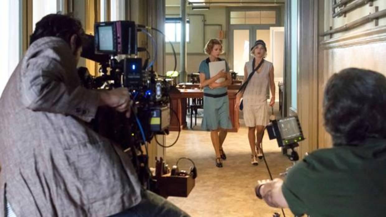Aumentan un 35 las pel culas y series filmadas en la for Oficina registro comunidad de madrid
