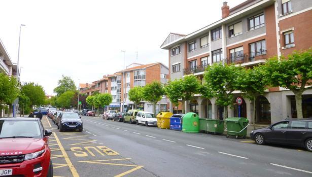 El piso se encontraba en Sopelana (Vizcaya)