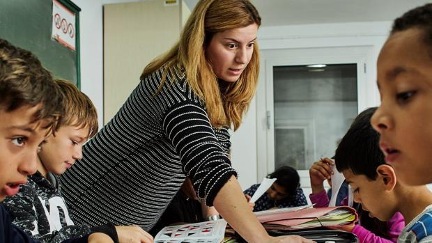 Los programas de intergración y multiculturalidad llegan a miles de niños en toda España