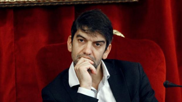 El alcalde de Ferrol, Jorge Suárez, en una imagen de archivo