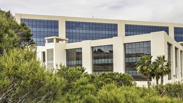 Imagen del edificio de ASV Servicios Funerarios ubicado en Alicante