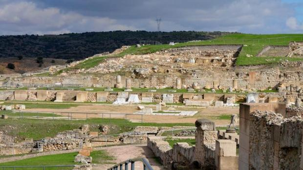 El parque arqueológico de Segóbriga incrementó sus visitas un 6,5 por ciento en 2017