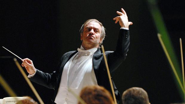 El director de orquesta Valery Gergiev