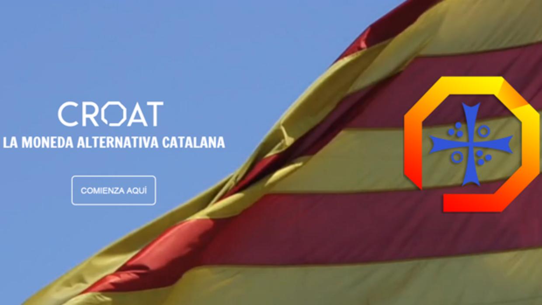 «Croat», la autodenominada moneda catalana