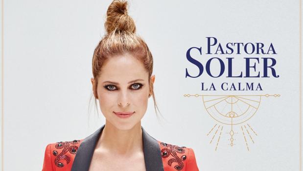 "Imagen promocional del disco ""La Calma"", de Pastora Soler"