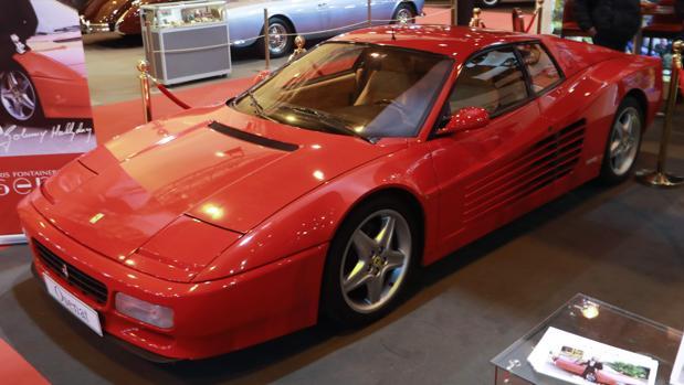 El procesado se movía por Vigo en Ferrari