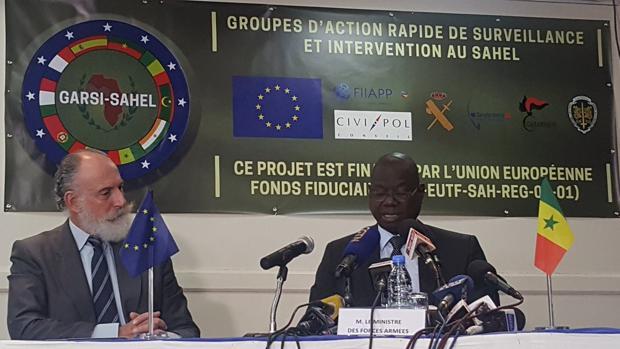 Firma de acuerdo en Dakar sobre seguridad en Sahel este mes de febrero