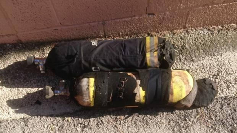 Mueren dos bebés en el incendio de una casa en Ontinyent