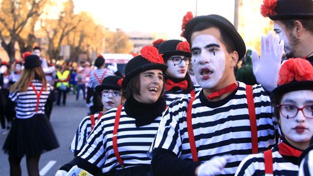 Desfile en Toledo este sábado
