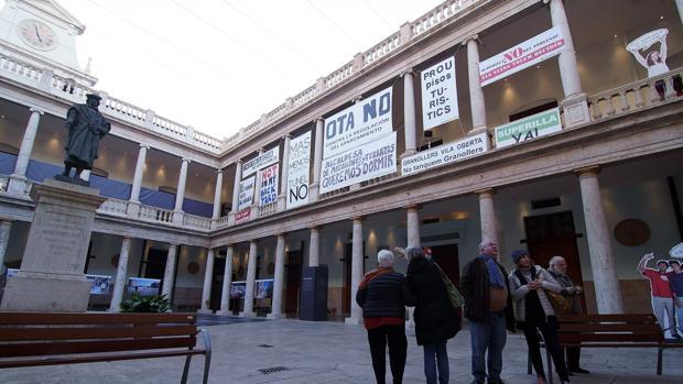 Imatge del Centre Cultural La Nau de la Universitat de València