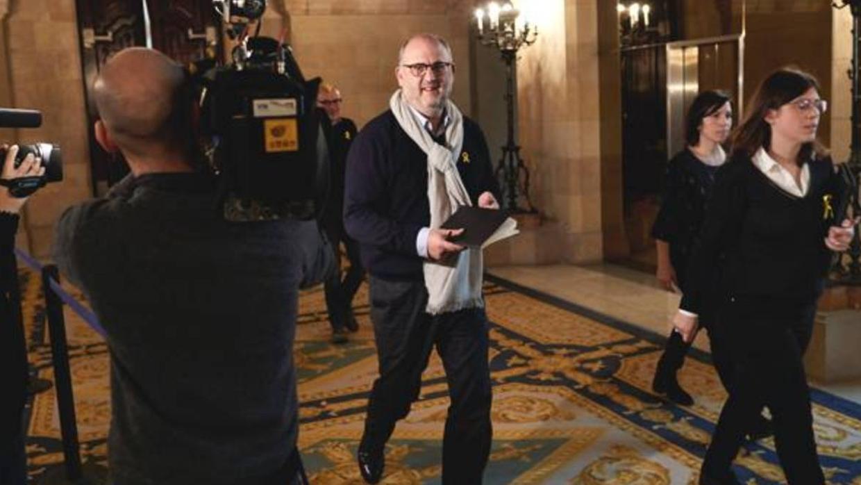 Junts per Catalunya critica a Torrent por llevar el caso Puigdemont a Estrasburgo de forma «unilateral»