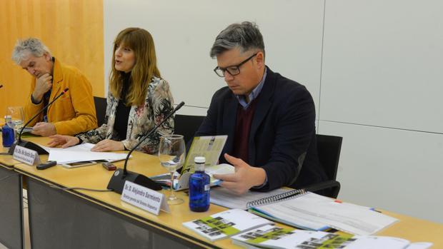 Arsuaga, Sancho y Sarmiento presentan la nueva programación del MEH de Burgos