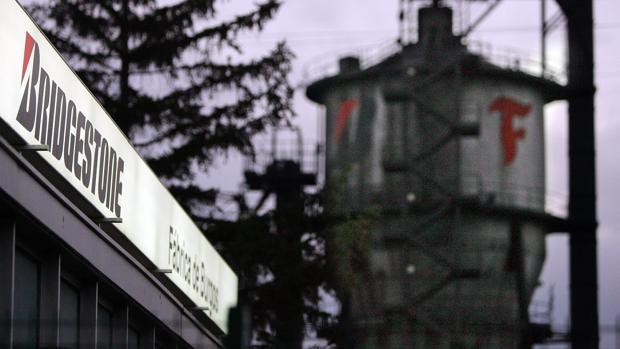 Factoría de Bridgestone de Burgos
