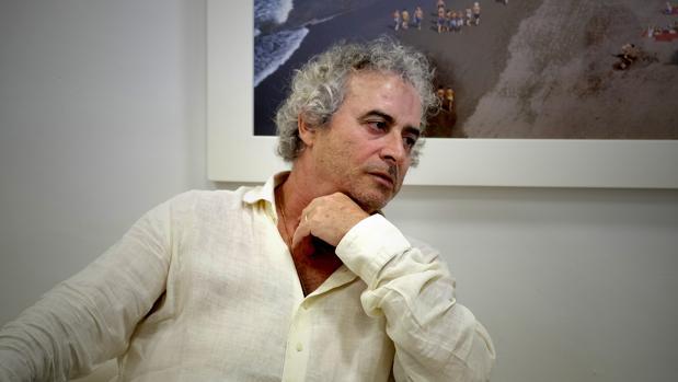 Ildefonso Falcones, en una imagen reciente