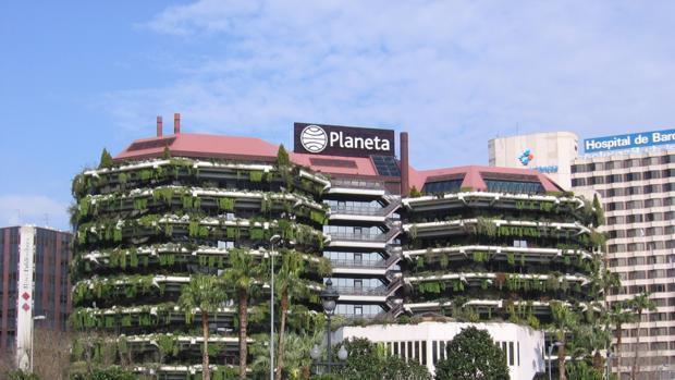 Sede del grupo Planeta, en Barcelona