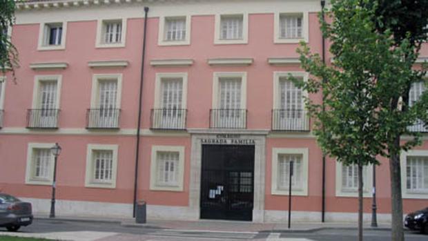Colegio Sagrada Familia de Aranjuez