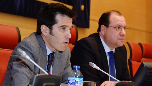 Alfonso Lahuerta interviene en las Cortes de Castilla y León